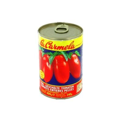 Pelati Tomat 400g La Carmela